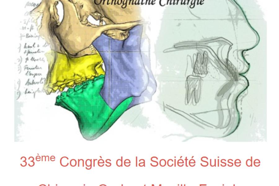 Past event: 33. Jahrestagung / 33ème Congrès de La Société Suisse de Chirurgie Orale et Maxillo-faciale 2018